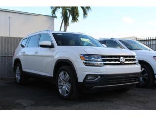 Volkswagen Puerto Rico Volkswagen, Atlas 2018