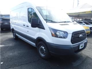 Ford Puerto Rico Ford, Transit Cargo Van 2017
