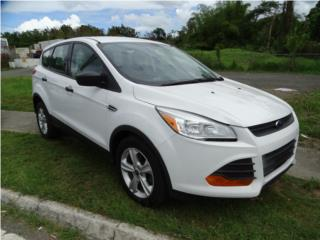 Ford Puerto Rico Ford, Escape 2015