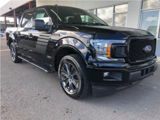FORD F-150 STX 2018 ¡MOTOR ECOBOOST! , Ford Puerto Rico