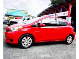 Toyota Puerto Rico Toyota, Yaris 2014