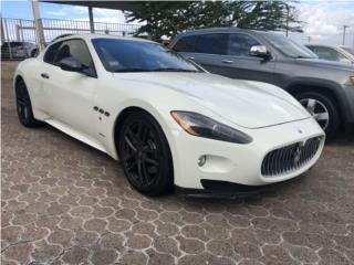 Maserati Puerto Rico Maserati, Gran Turismo 2012