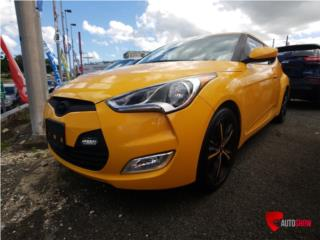 Hyundai, Veloster 2017, Ford Puerto Rico