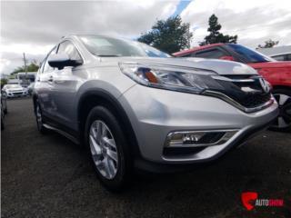 Honda Puerto Rico Honda, CR-V 2016