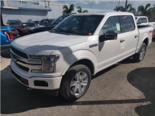 Ford F-250 2019 king Ranch blanca perla , Ford Puerto Rico
