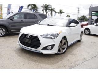 HYUNDAI VELOSTER TURBO 2016 , Hyundai Puerto Rico