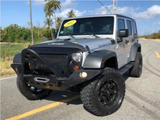 Jeep Puerto Rico Jeep, Wrangler 2012