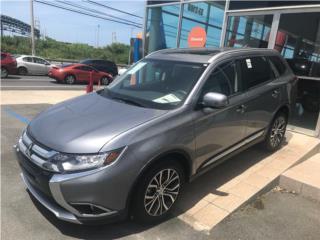 OUTLANDER 3 FILAS , Mitsubishi Puerto Rico