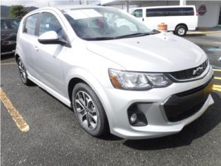 Chevrolet Puerto Rico Chevrolet, Sonic 2019
