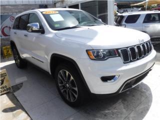 Jeep Puerto Rico Jeep, Grand Cherokee 2018
