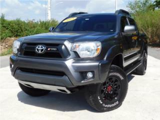 TOYOTA TACOMA TRD SPORT 2017 ¡AROS TRD! , Toyota Puerto Rico