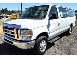 Ford Puerto Rico Ford, E-350 Van 2011