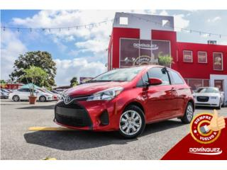 TOYOTA YARIS AUTOMATICO , Toyota Puerto Rico