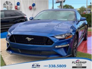MUSTANG GT COUPE 2019  , Ford Puerto Rico