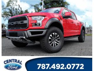 All Colors Raptor 2019 802A Group , Ford Puerto Rico