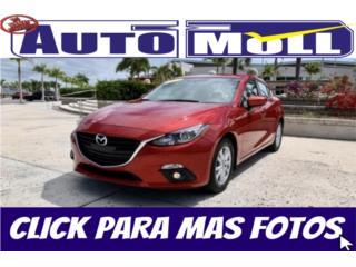 Mazda, Mazda 3 2015  Puerto Rico