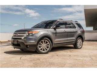 Ford Puerto Rico Ford, Explorer 2014