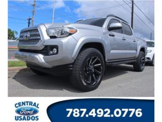 TACOMA TRD 4*4 2018 COLORES DISPONIBLES  , Toyota Puerto Rico
