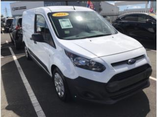 Ford Puerto Rico Ford, Transit Connect 2018