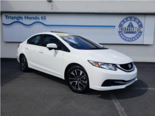 Honda Puerto Rico Honda, Civic 2015