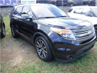 Ford, Explorer 2016, F-500 series Puerto Rico