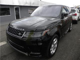 Range Rover Sport Supercharged V8-510HP  , LandRover Puerto Rico