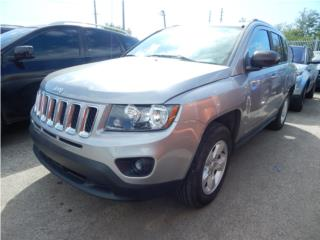 Jeep Puerto Rico Jeep, Compass 2016