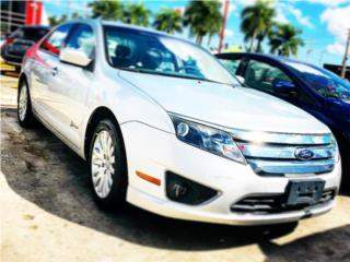 Ford Puerto Rico Ford, Fusion 2012