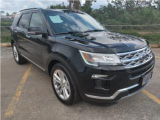 Ford Puerto Rico Ford, Explorer 2019