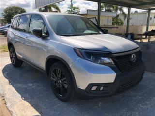 Honda Puerto Rico Honda, Passport 2019