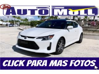 Scion Puerto Rico Scion, Scion tC 2016