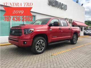 Toyota, Tundra 2019, Scion Puerto Rico