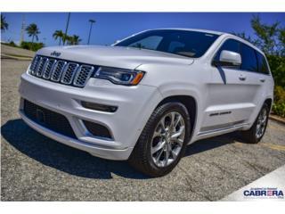 Jeep, Grand Cherokee 2019  Puerto Rico