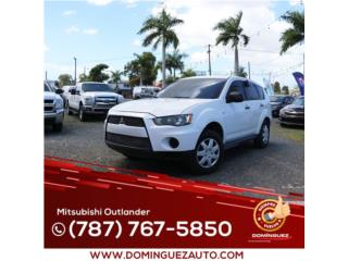 Mitsubishi Puerto Rico Mitsubishi, Outlander 2011