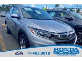 HONDA HRV LX 2019 , Honda Puerto Rico