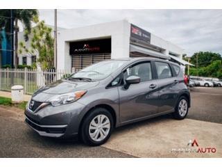 Nissan Puerto Rico Nissan, Versa 2018