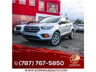 Ford Puerto Rico Ford, Escape 2017