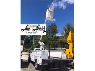Ford Puerto Rico Ford, F-450 Camion 2008