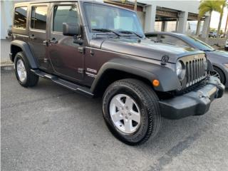 2010 Jeep Wrangler Unlimited Sport, T0132518 , Jeep Puerto Rico