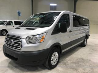 Ford Puerto Rico Ford, Transit Series 2016