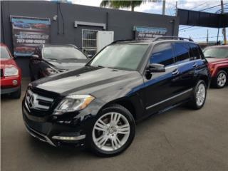 Mercedes Benz, Clase GLK 2015, Ford Puerto Rico