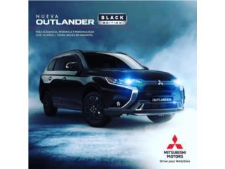 OUTLANDER 2019 TECH. PKG. $499 MENSUAL $0 PTO , Mitsubishi Puerto Rico