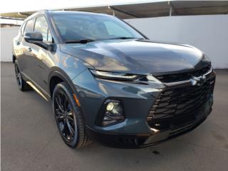 Chevrolet Puerto Rico Chevrolet, Trailblazer 2019