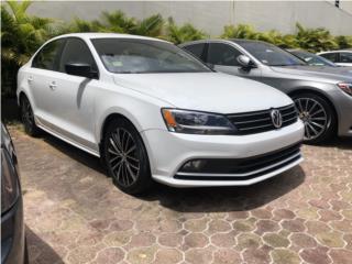 Volkswagen Puerto Rico Volkswagen, Jetta 2016