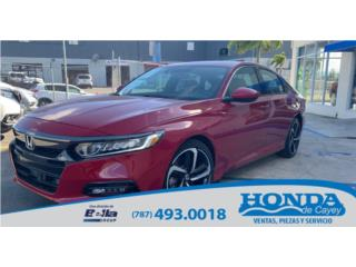 Honda Puerto Rico Honda, Accord 2019
