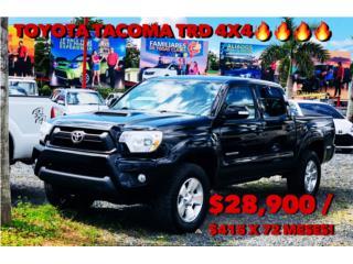TOYOTA TACOMA 2014 , Toyota Puerto Rico