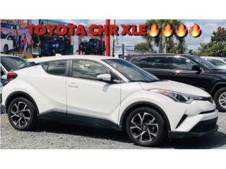 Toyota C-HR , Toyota Puerto Rico