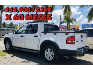 Ford Puerto Rico Ford, Explorer Sport Track 2010