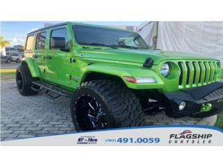 FLAGSHIP JEEP Puerto Rico