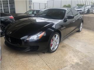 Maserati Puerto Rico Maserati, Quattroporte 2014